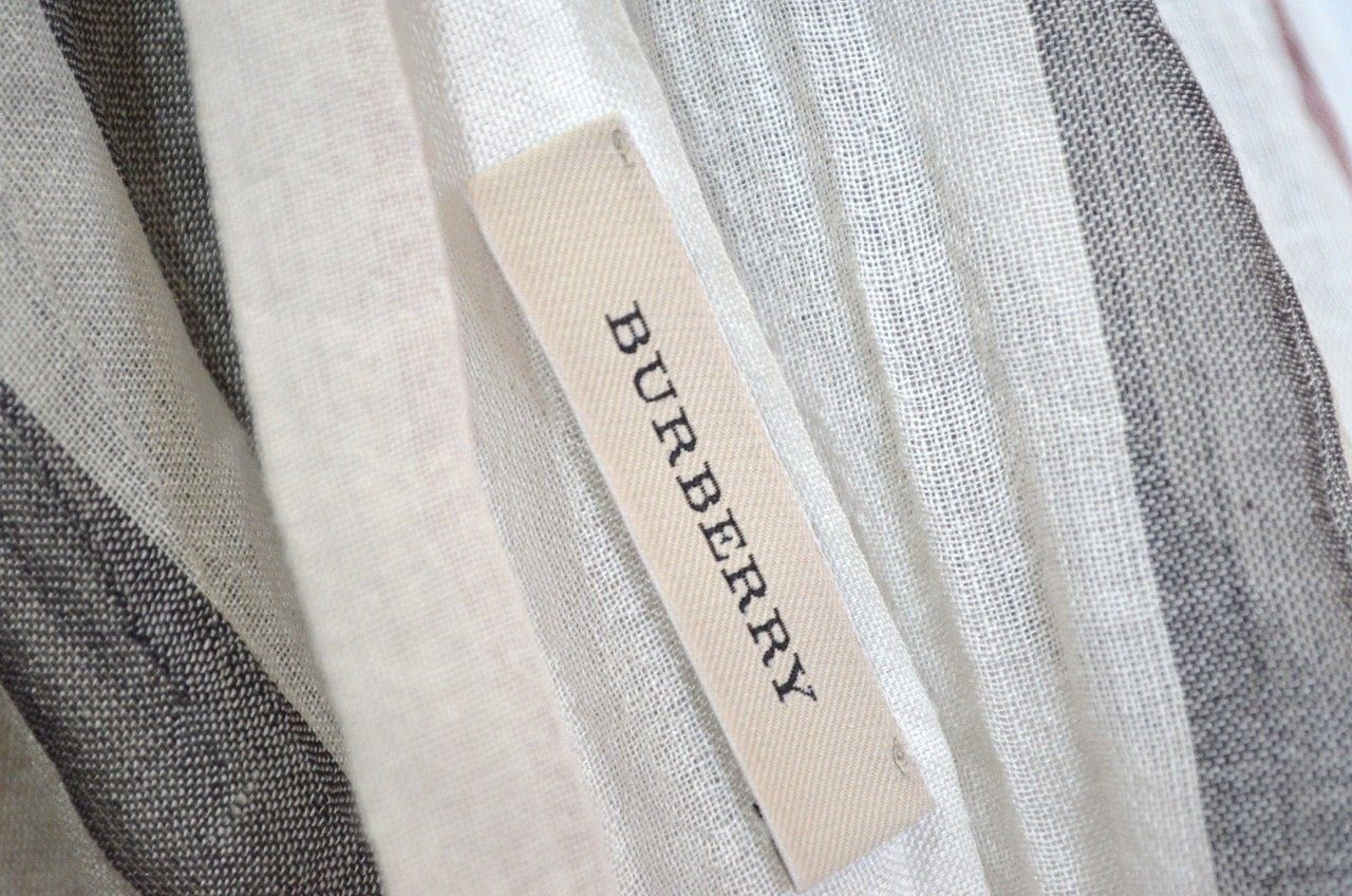 Pin it Like Image Mothers Burberry Scarf
