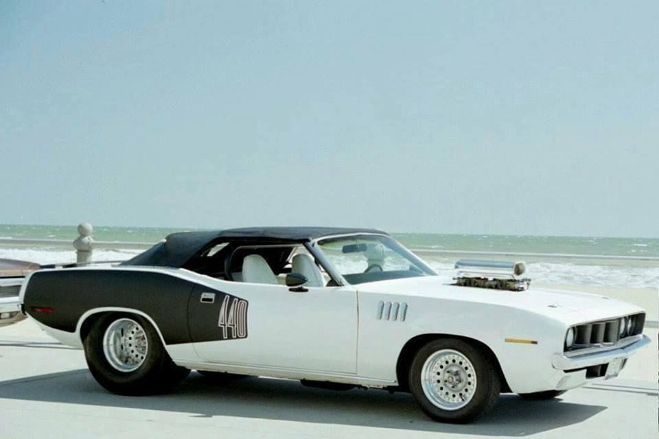 71 Cuda Convertible Wheels Pinterest