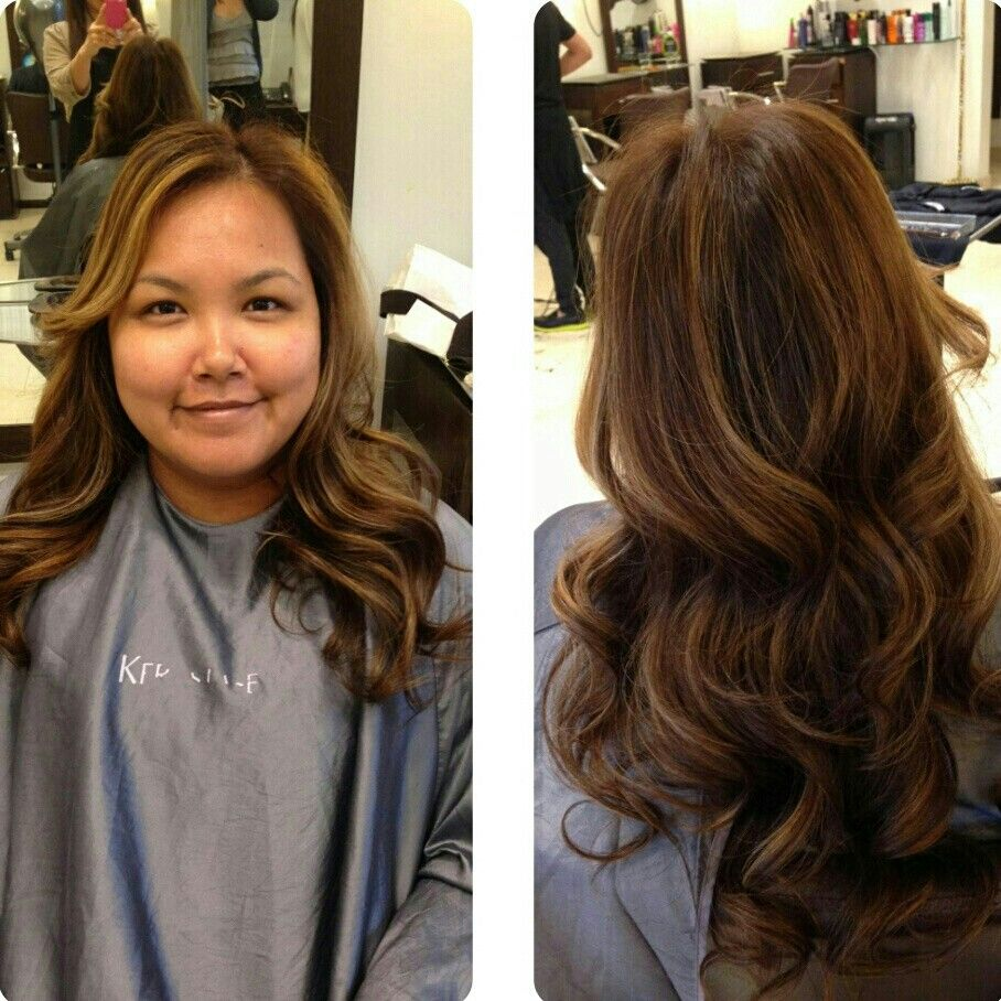 Caramel Highlights Lilzeu Pictures to Pin on Pinterest ...