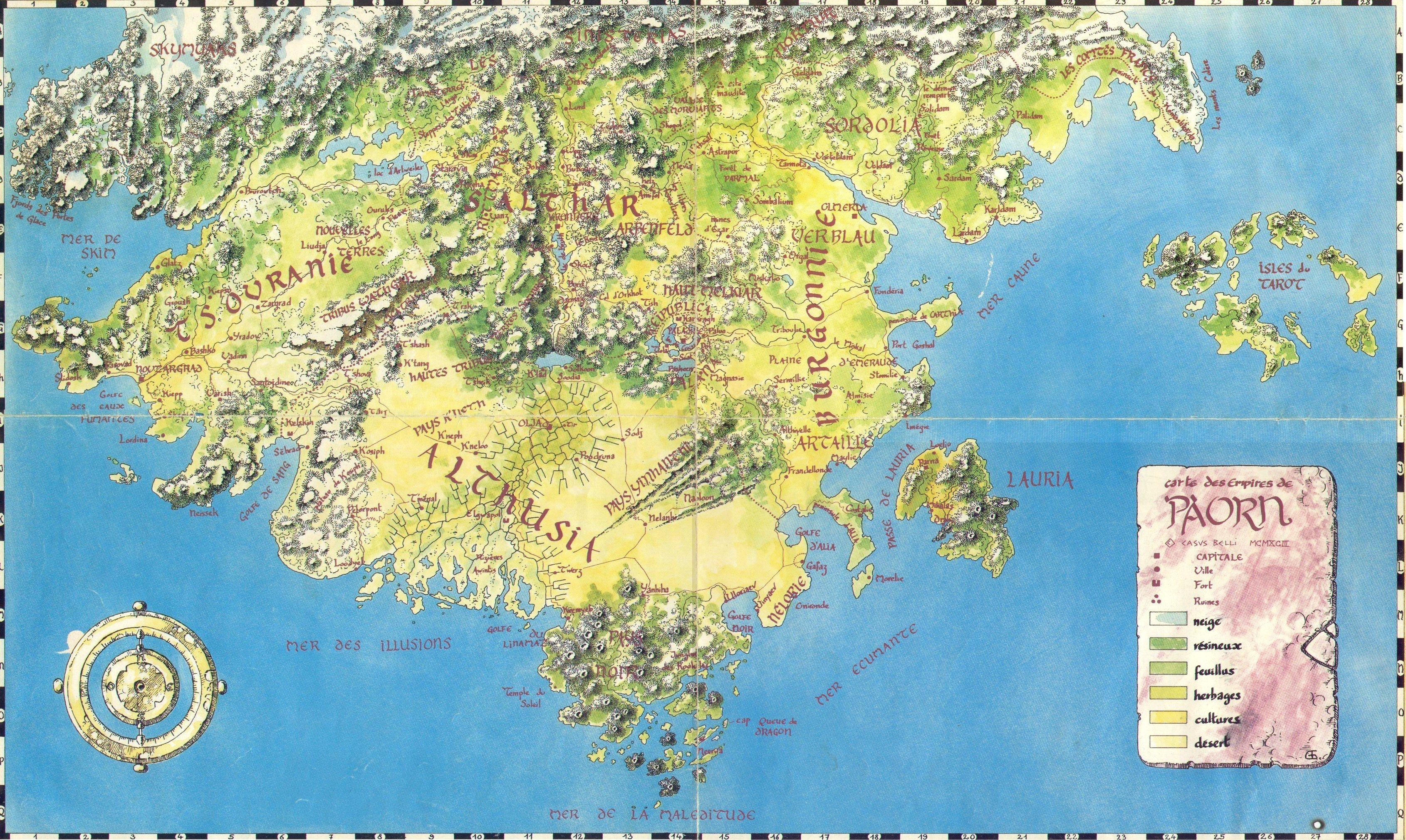 World Fall Dd Google Search Fantasy Maps Fantasy