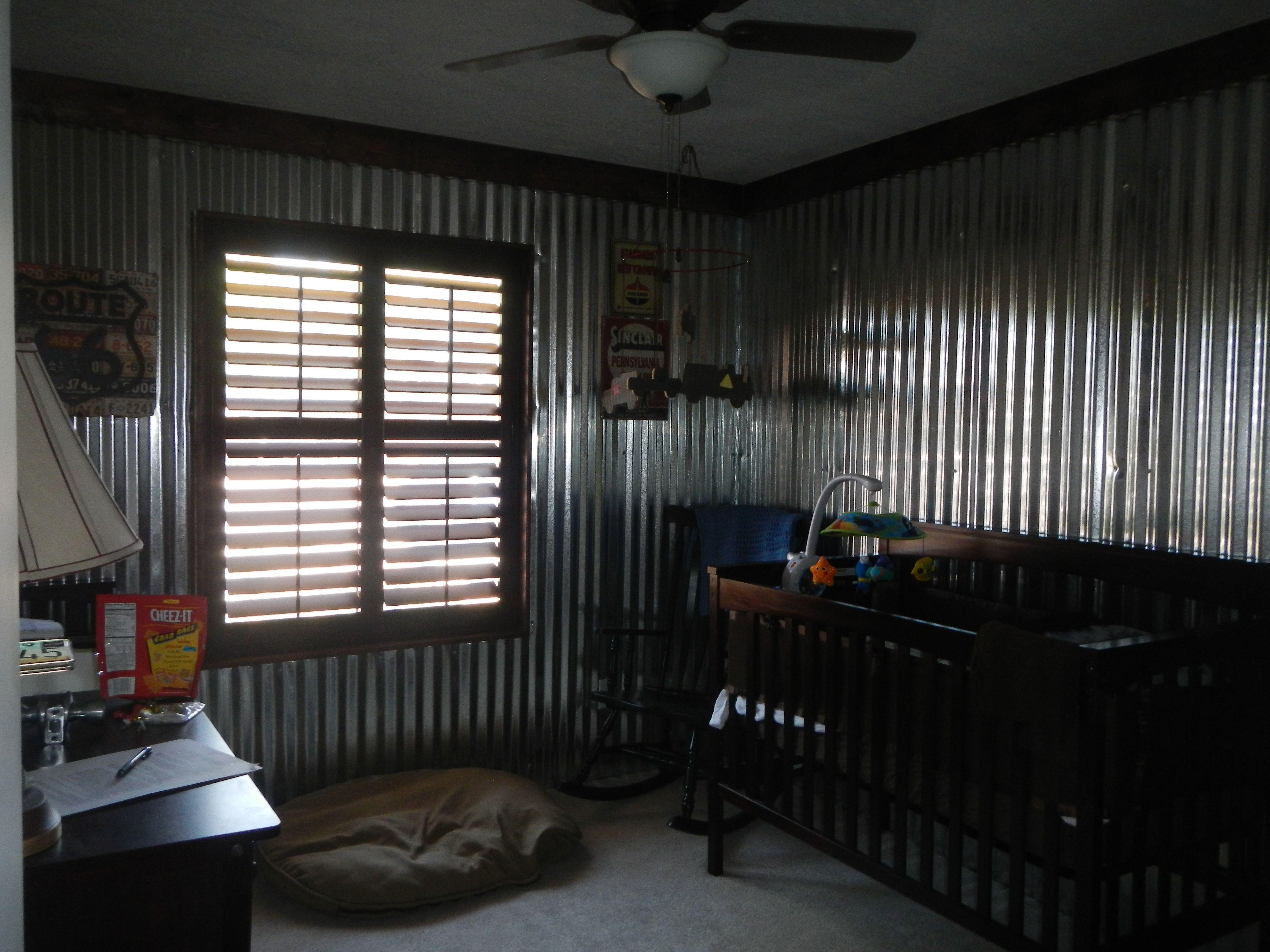 Garage Themed Bedroom Every Little Boys Dream
