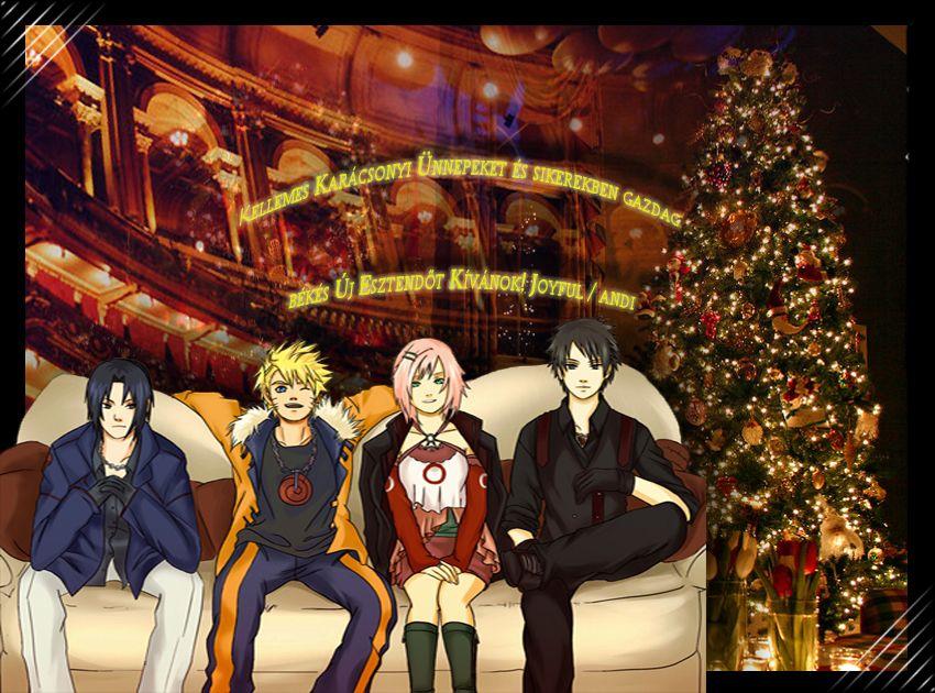 christmas anime naruto - photo #35