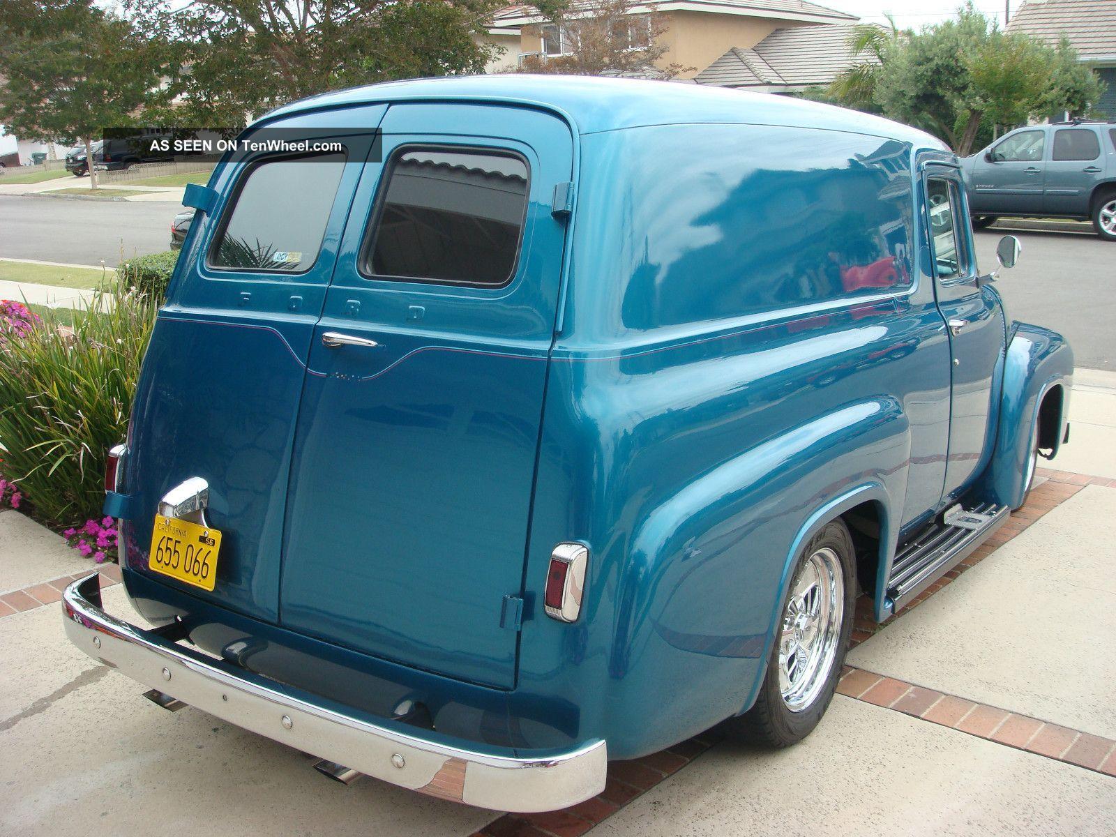 1956 Panel Truck On Craigslist Autos Post