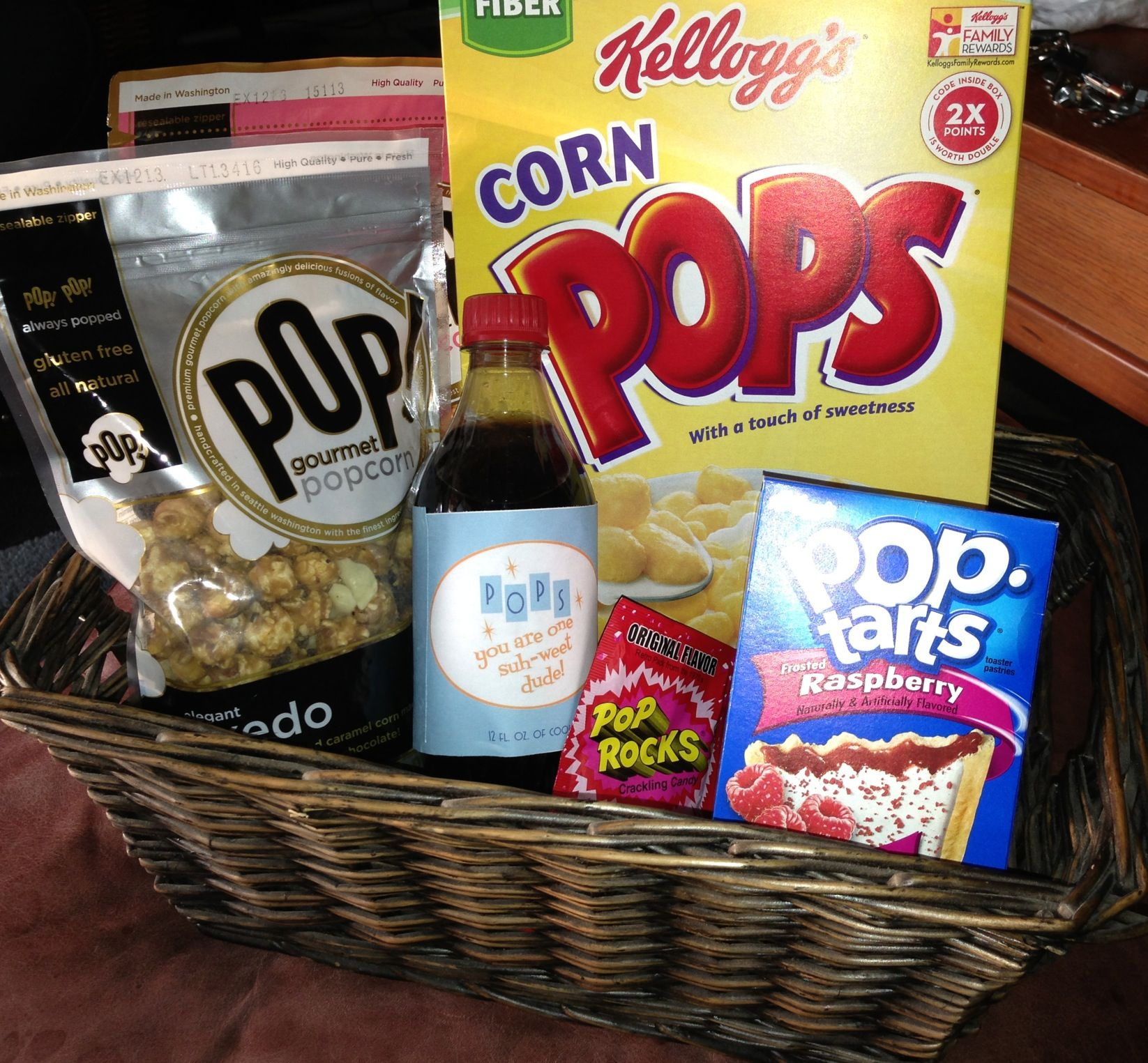 DIY Why Spend More: Father's Day gift baskets