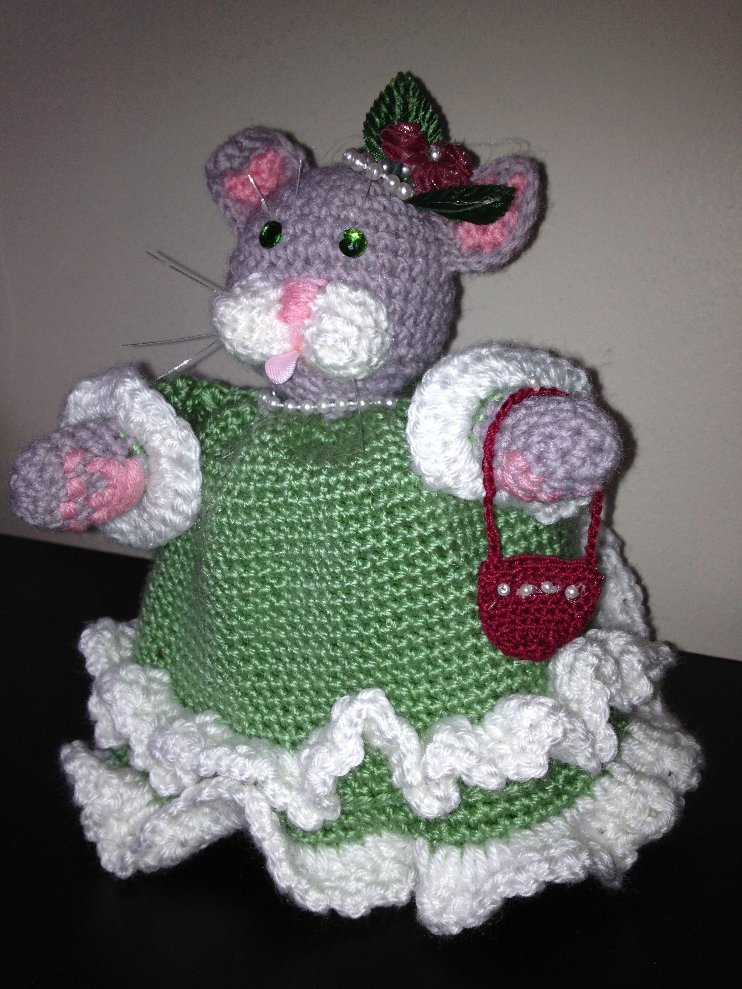 Free Crochet Pattern Toilet Tissue Holder Pakbit For