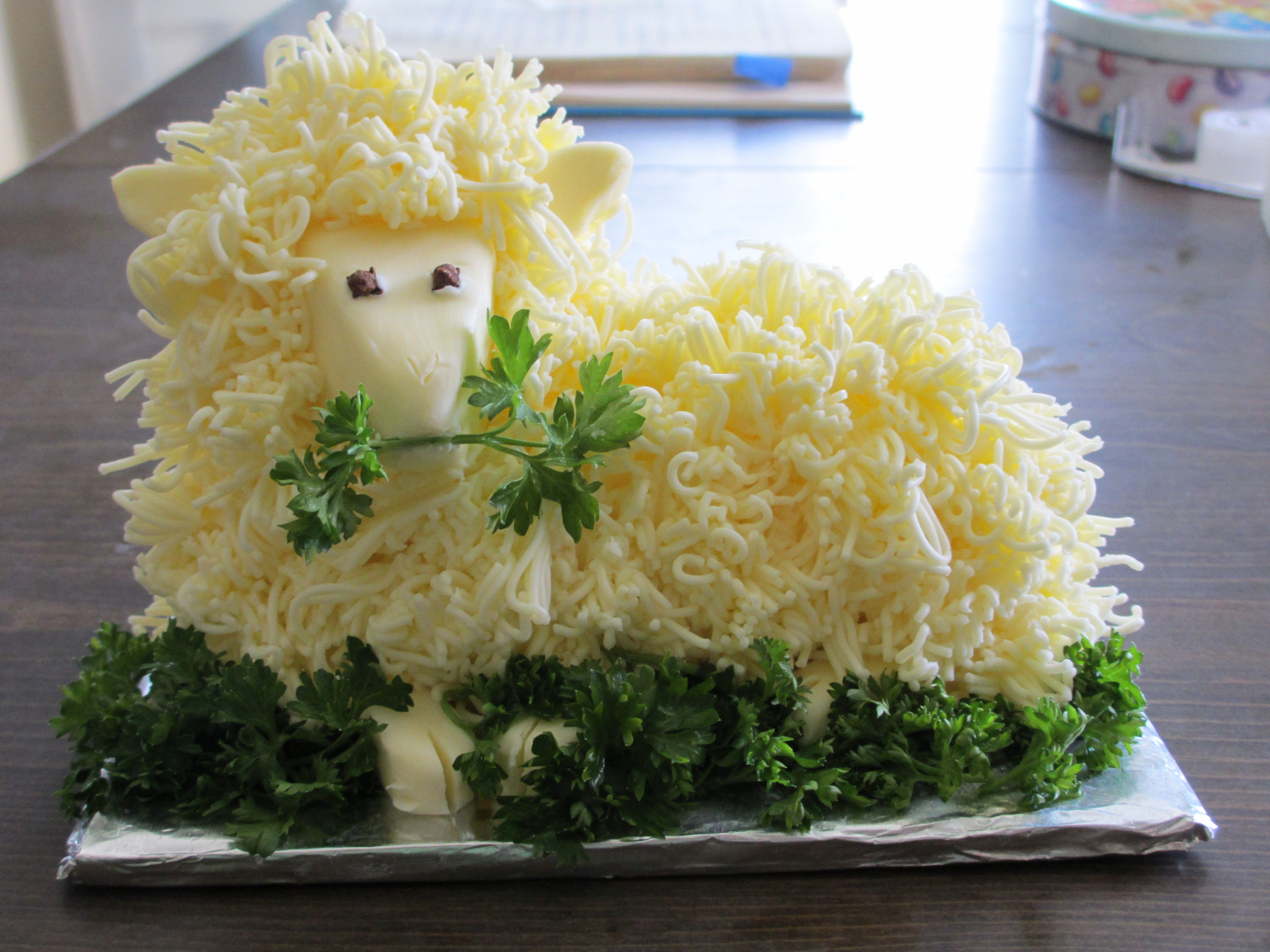 Polish Traditional Easter Butter Lamb Hand made by Karli 1 pound of ...