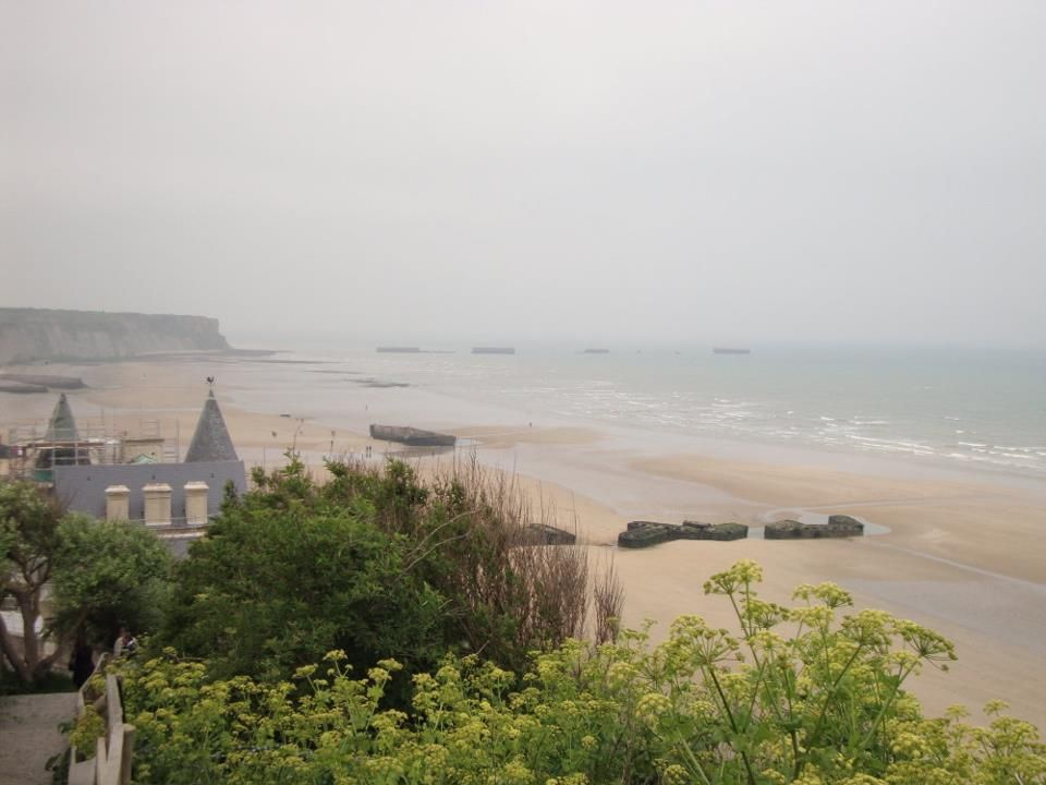 d-day beaches landing