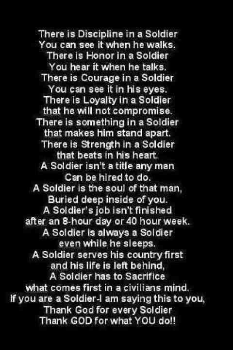 Thank A Soldier Quotes. QuotesGram | 480 x 720 jpeg 73kB