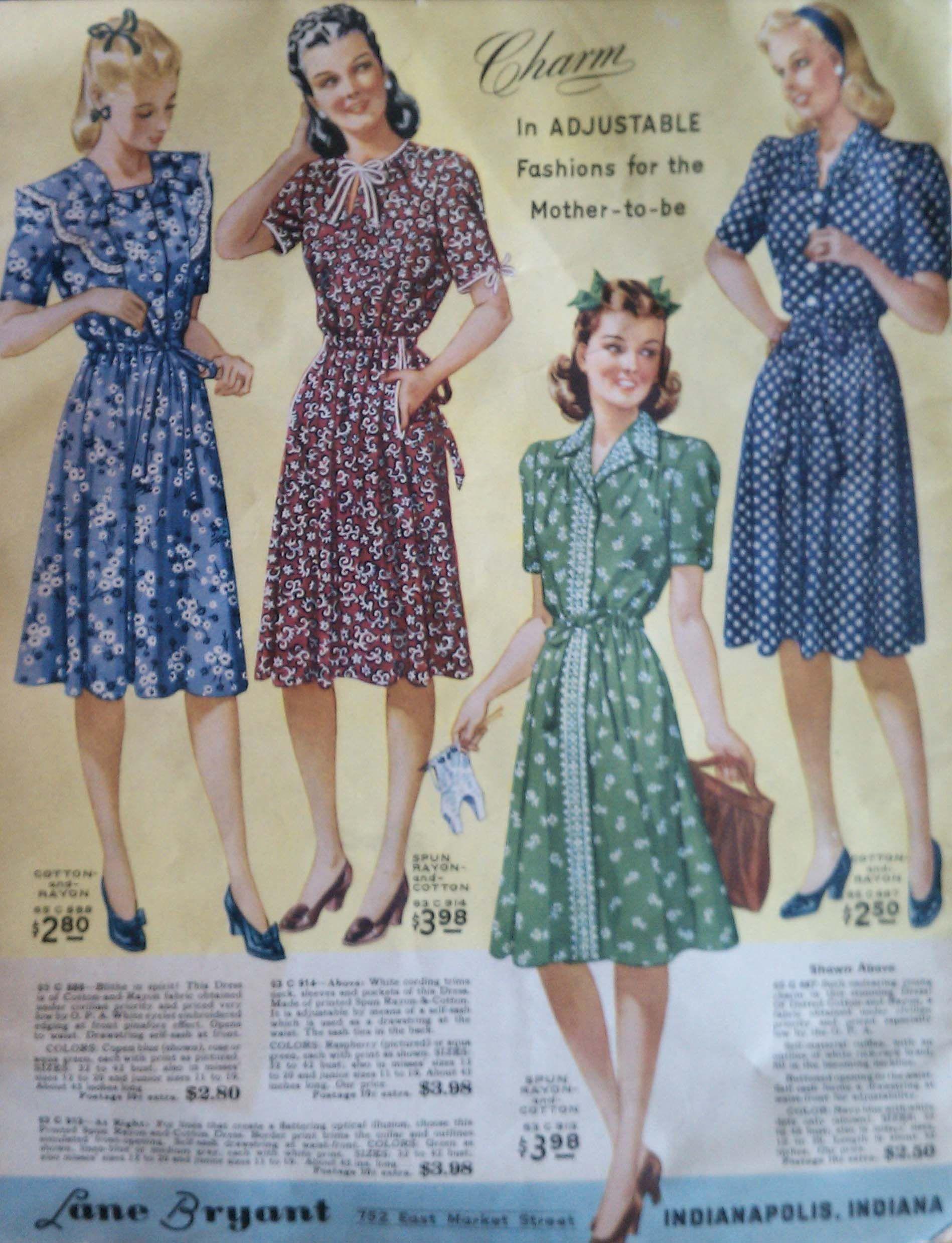 1940s fashion Glamourdaze 79