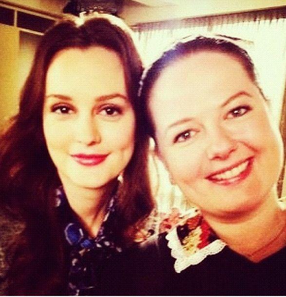 Dorota and Blair | Gossip Girl Tribute xoxo | Pinterest
