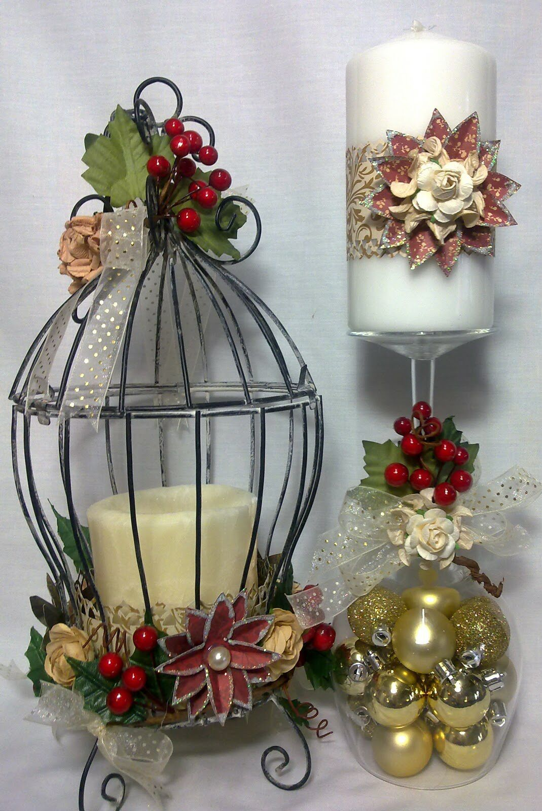 pinterest table decorations christmas just b cause. Black Bedroom Furniture Sets. Home Design Ideas