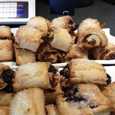 Gluten Free Rugelach @Twist Bakery | Twist Bakery | Pinterest