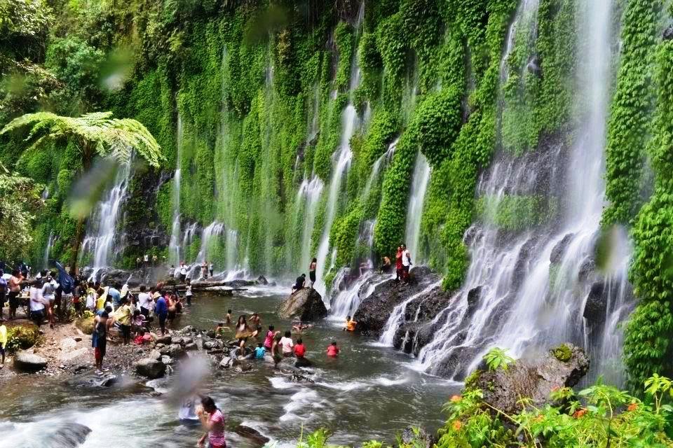 Asik Asik Falls Davao Philippines Beautiful Places
