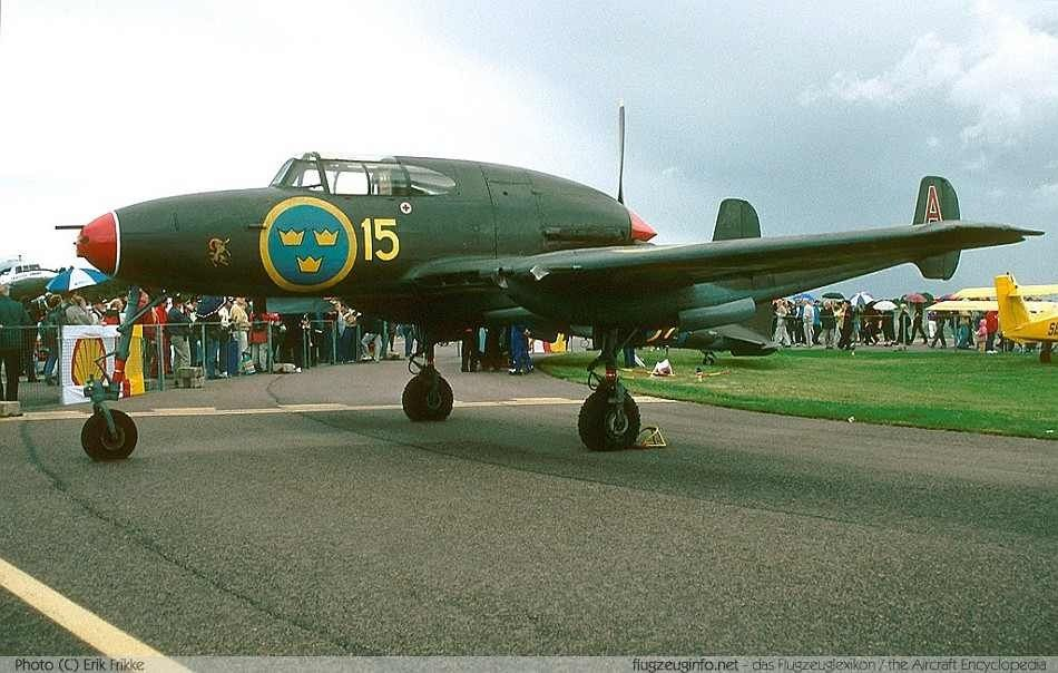 Cool Plane Propellers : Saab very cool pusher prop aircraft pinterest