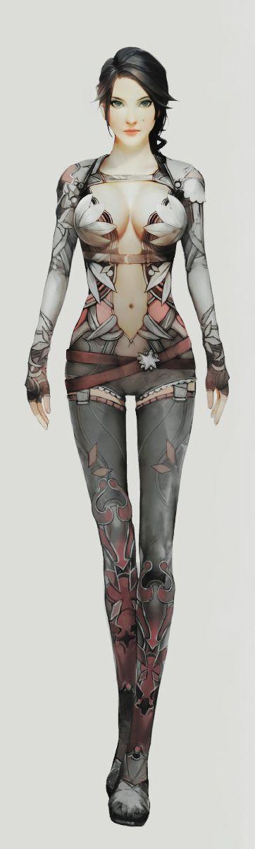 Lineage 2 Moirai Heavy by fear-sAs female elf armor armor clothes ...: https://www.pinterest.com/pin/380343131004865300