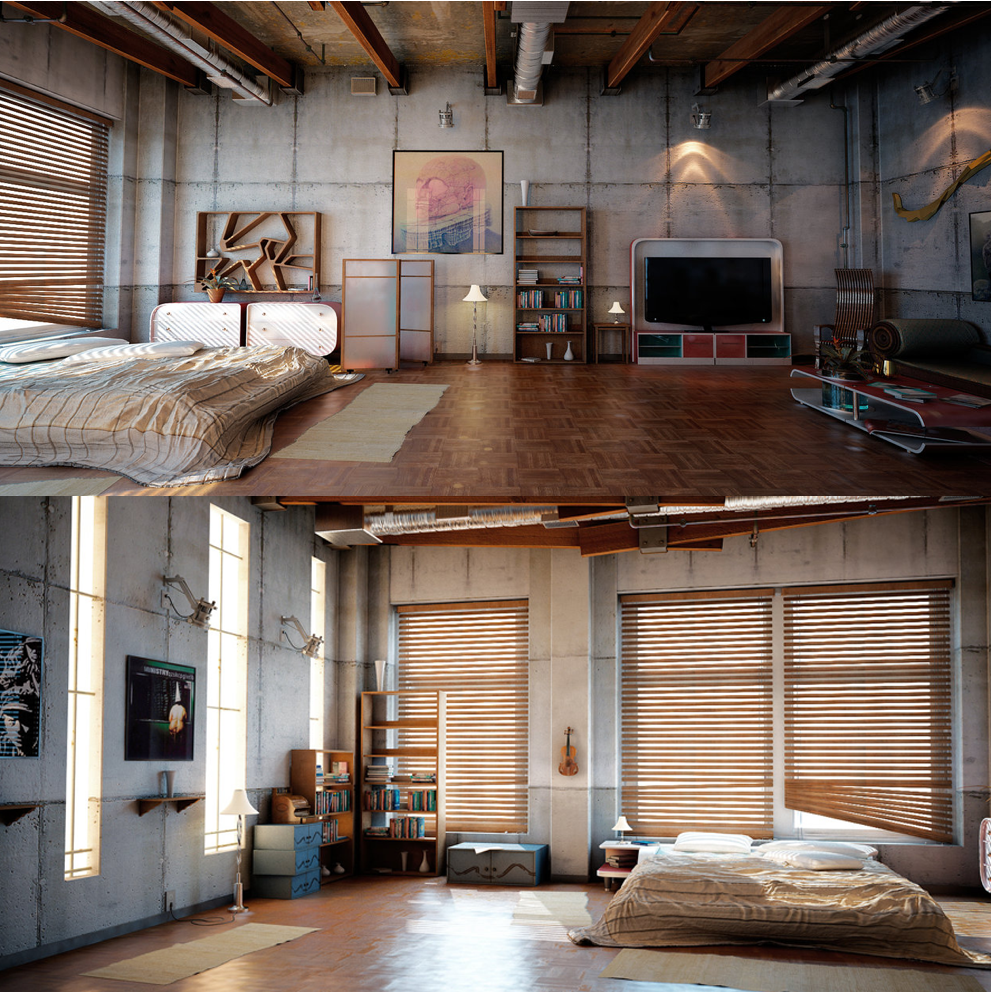 28+ [ industrial apartment ] | captivating industrial style loft