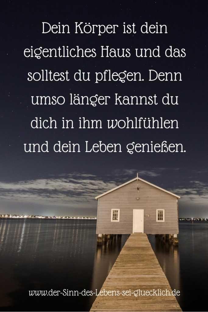 Sprüche: schöne #Sprüche #Zitate #Glück #SinndesLebens ...