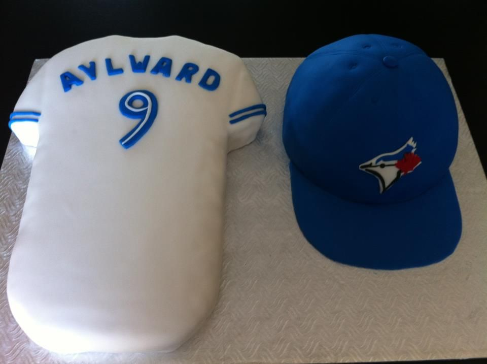 Blue Jays Cake Images : Toronto Blue Jays Cake Birthday Pinterest