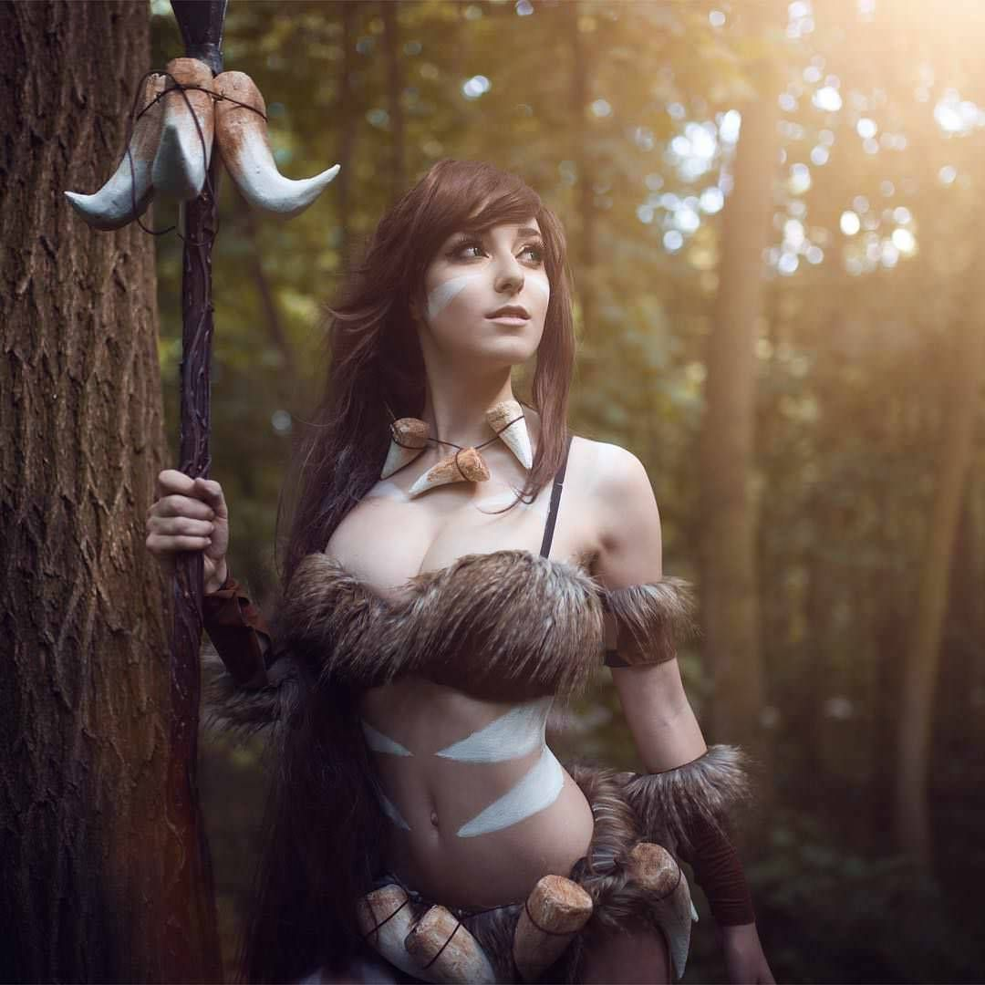 Cosplay nude anissa Babe Today