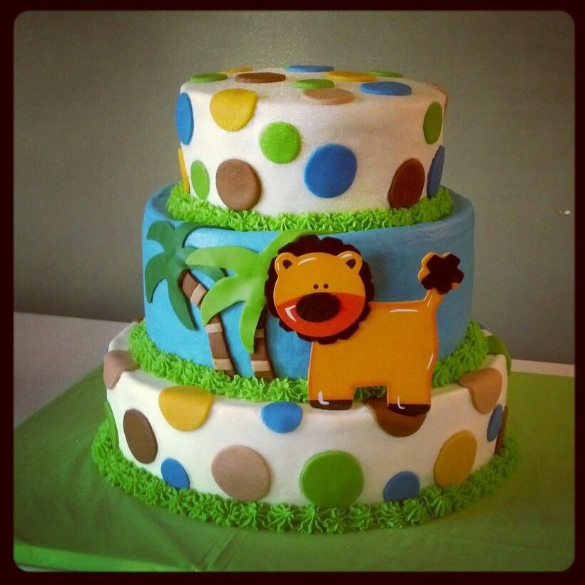 king of the jungle cakes
