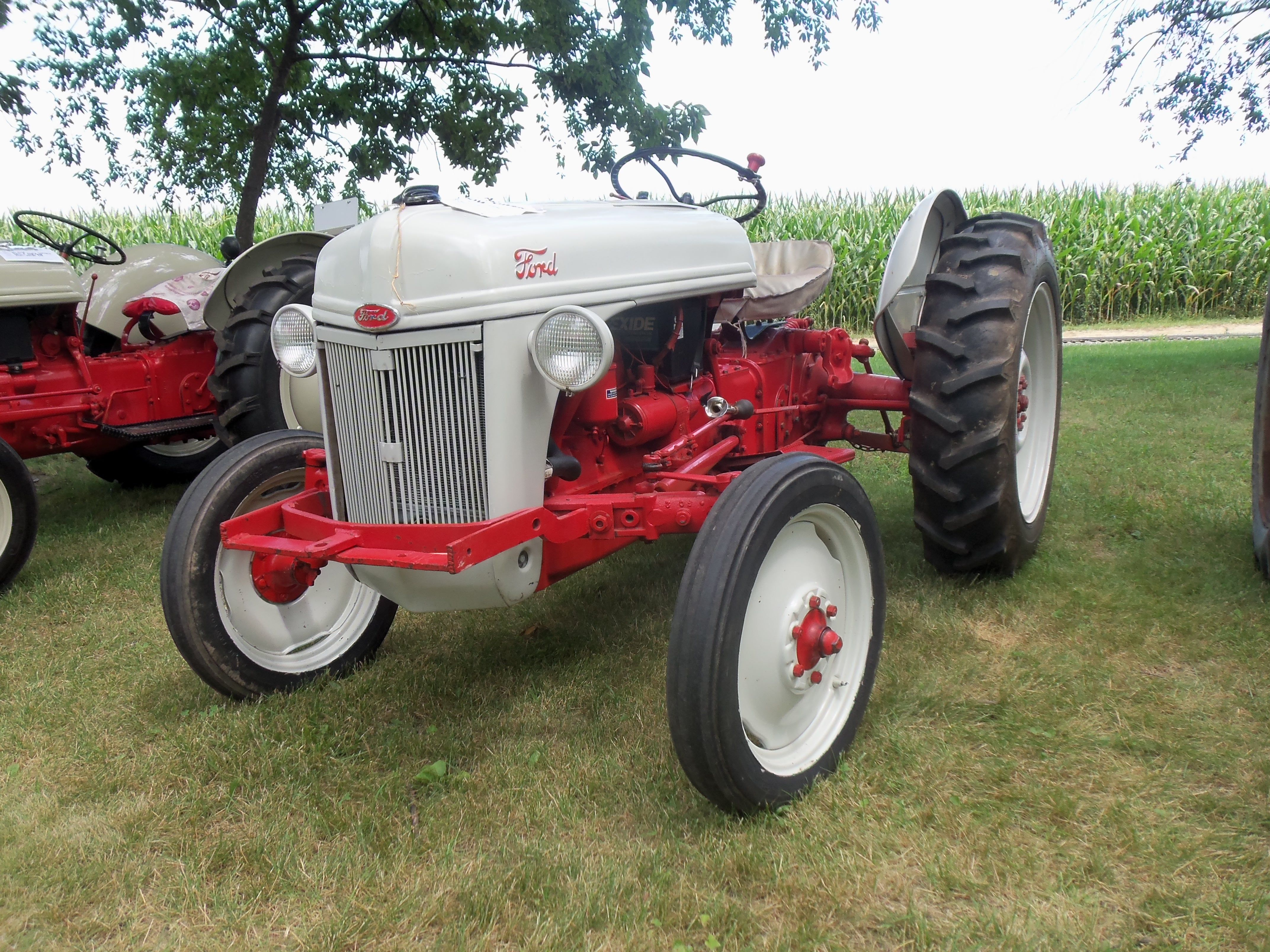 1946 8n Ford Tractor : N ford tractors pinterest