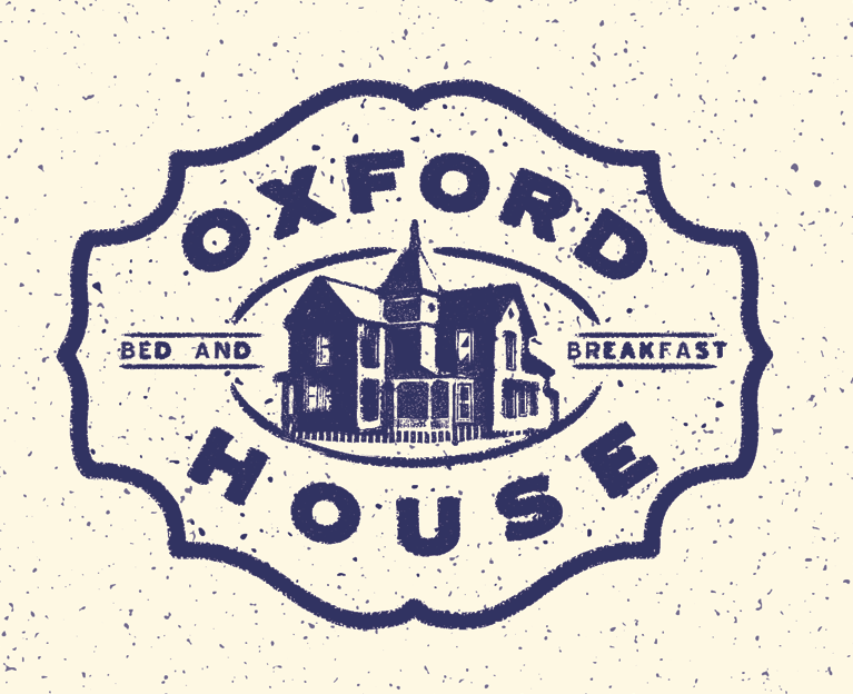 Bed and breakfast logo by david cran graphic design for Bed and breakfast design