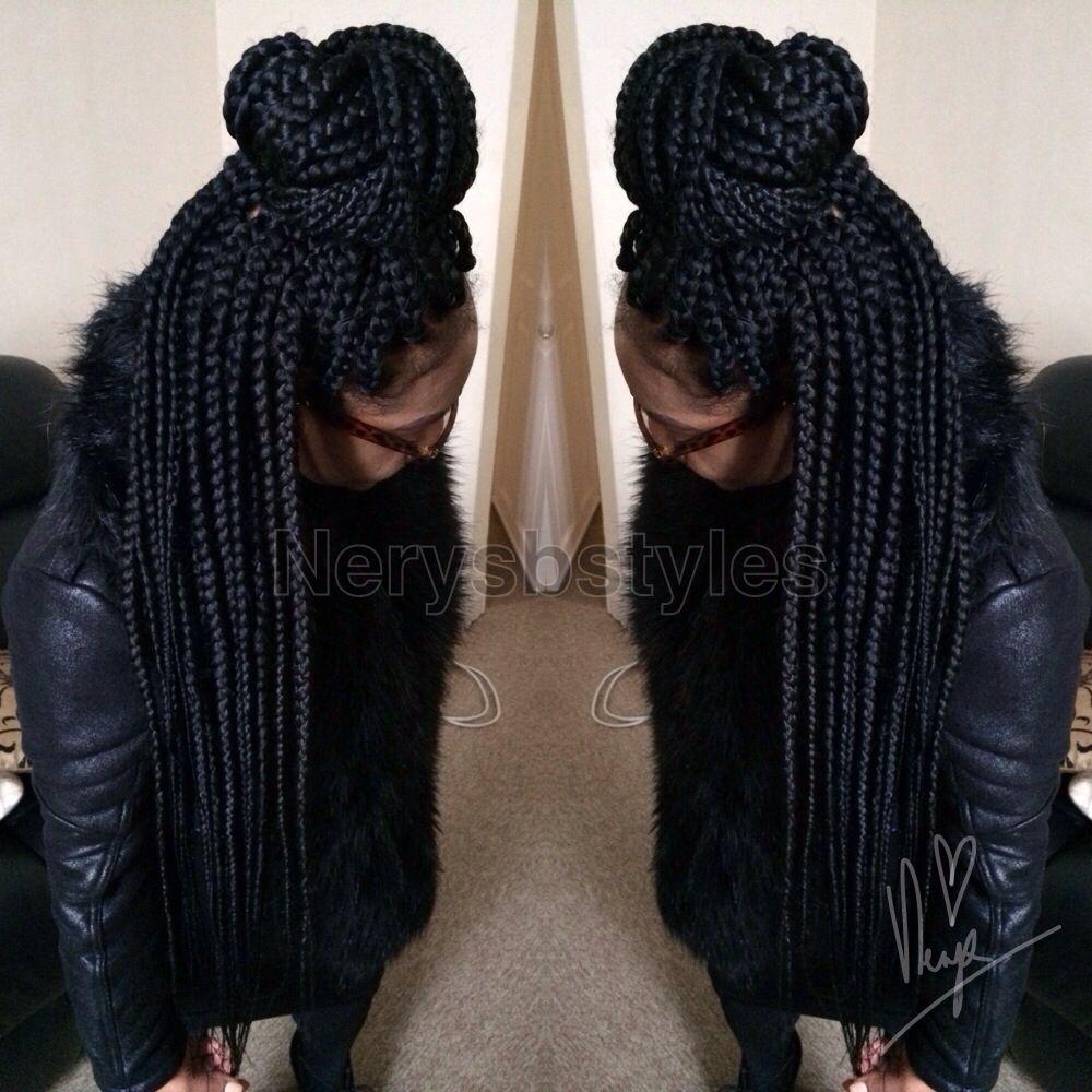 jumbo box braids hairstyles Car Tuning