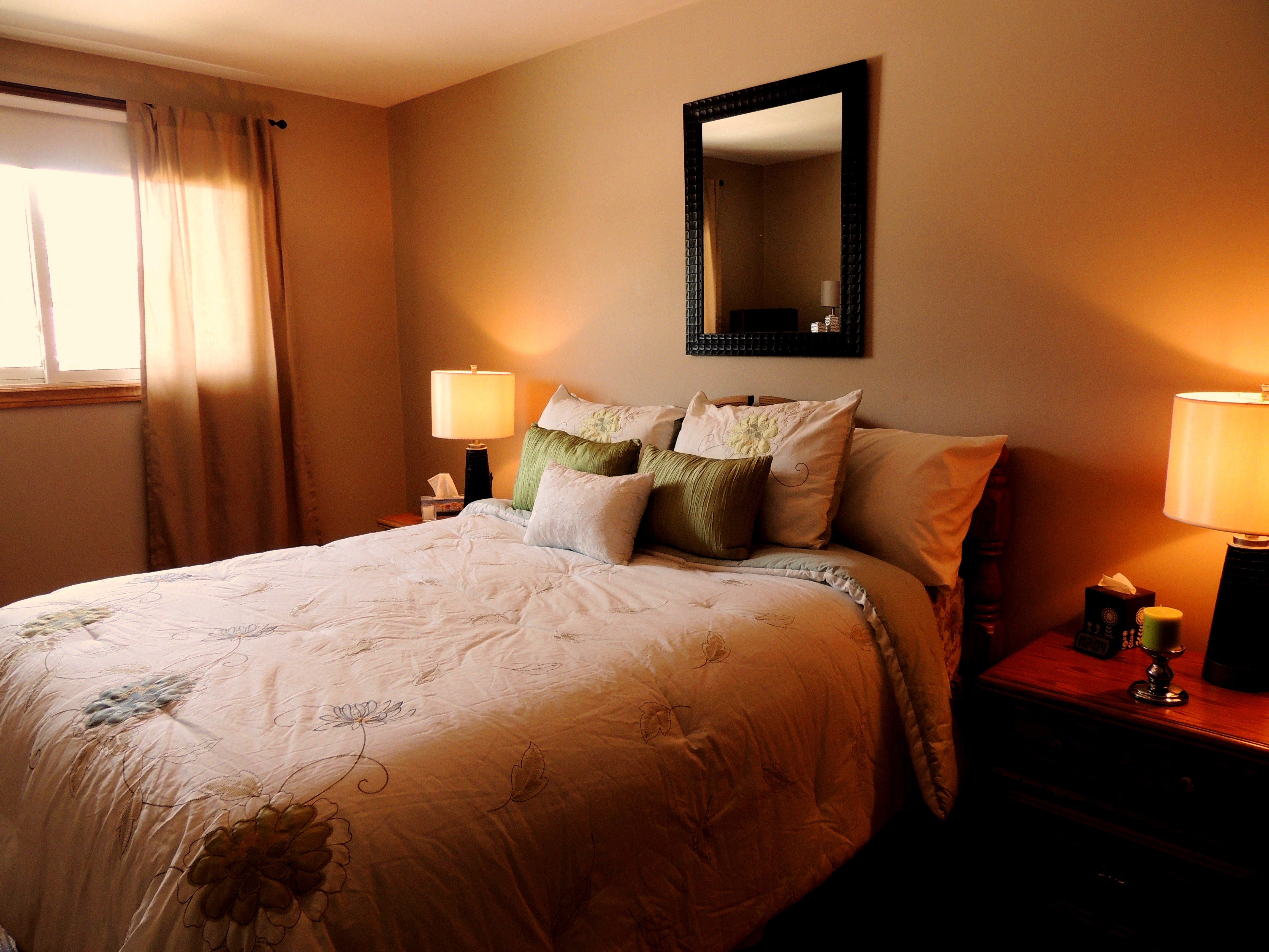 staging master bedroom staging an occupied home pinterest