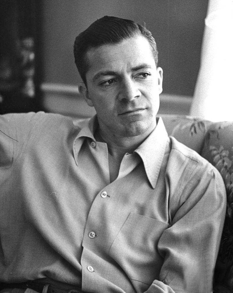 Dana Andrews. | Dana Andrews (1909-1992) Steve Forrest (1925-2013 ... Dana Andrews