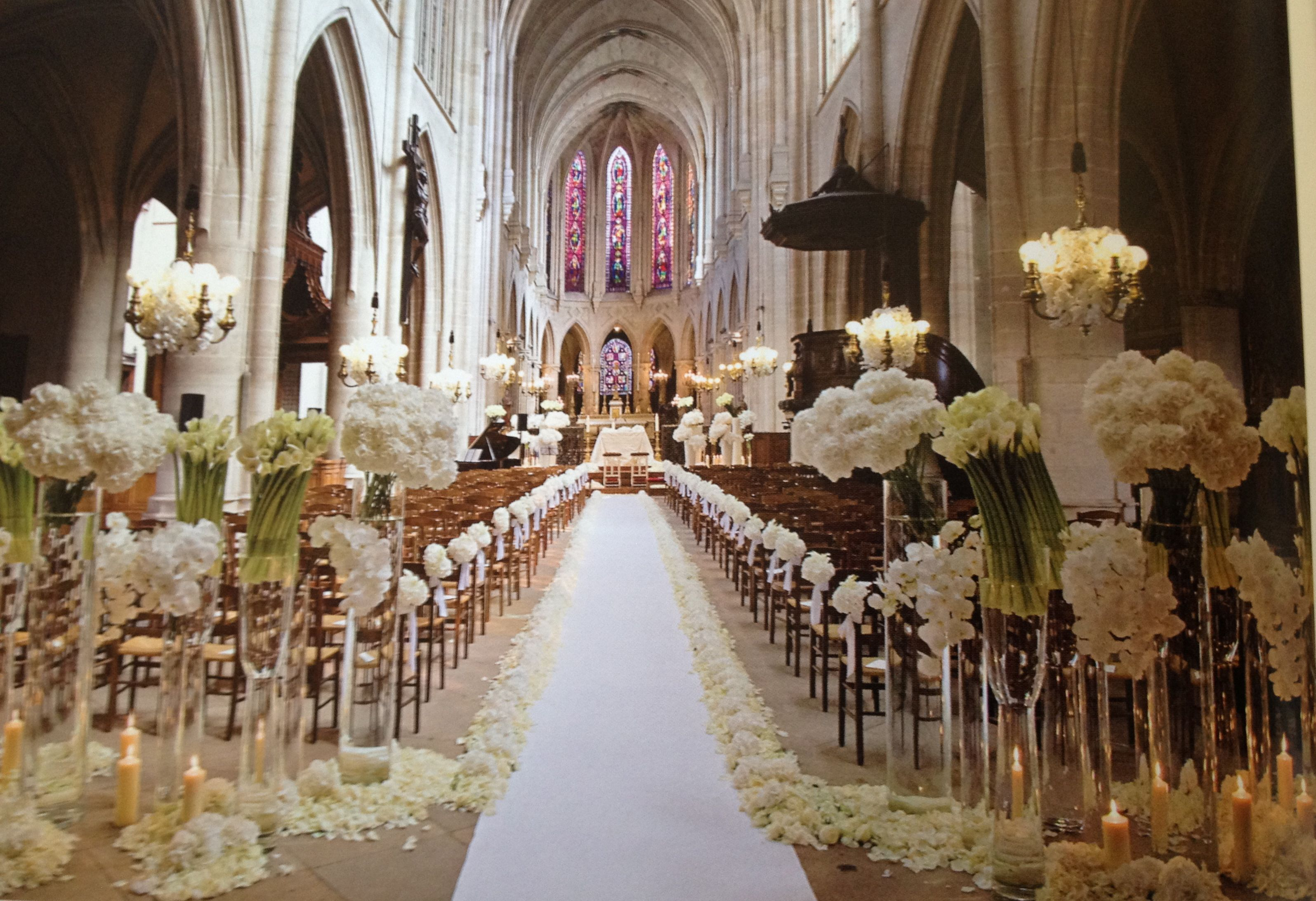 Pictures of church wedding ceremony decorations Wedding Ceremony Order of Service - 21 step guide