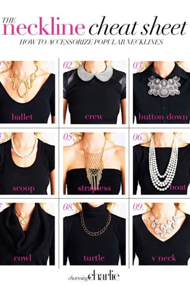 How to Accessorize your LBD (Little Black Dress ...