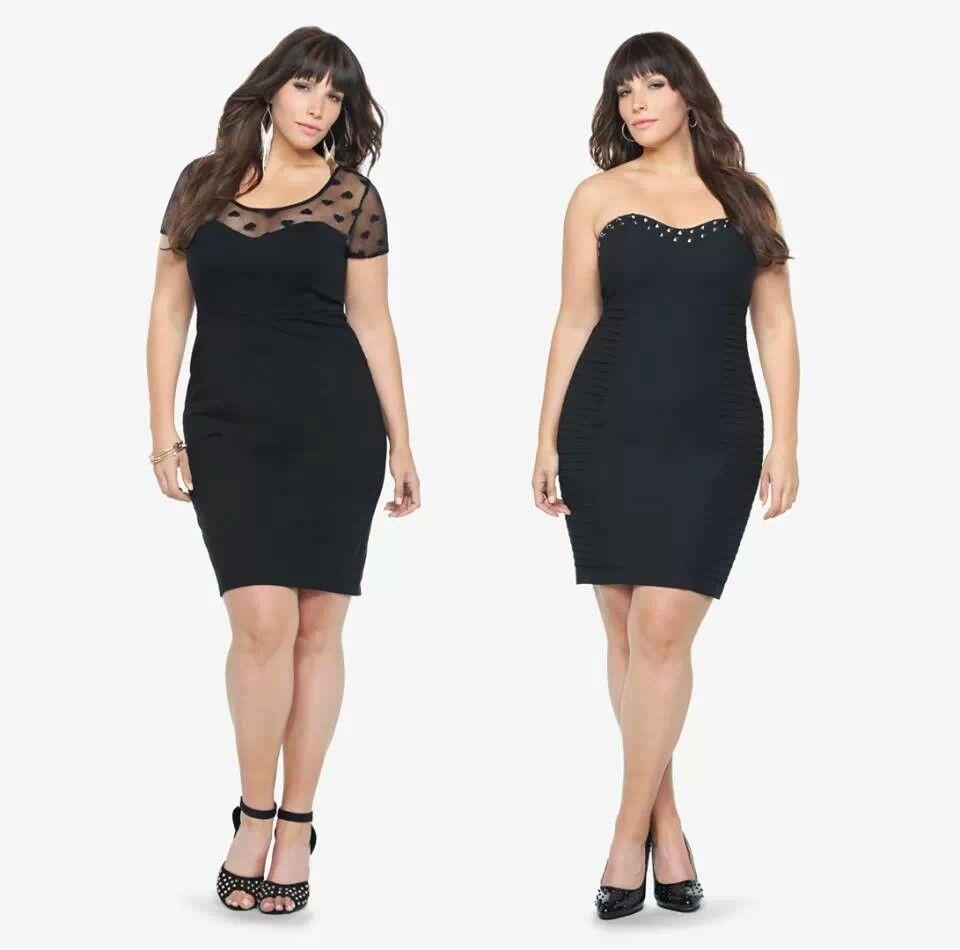 task d plus length dresses