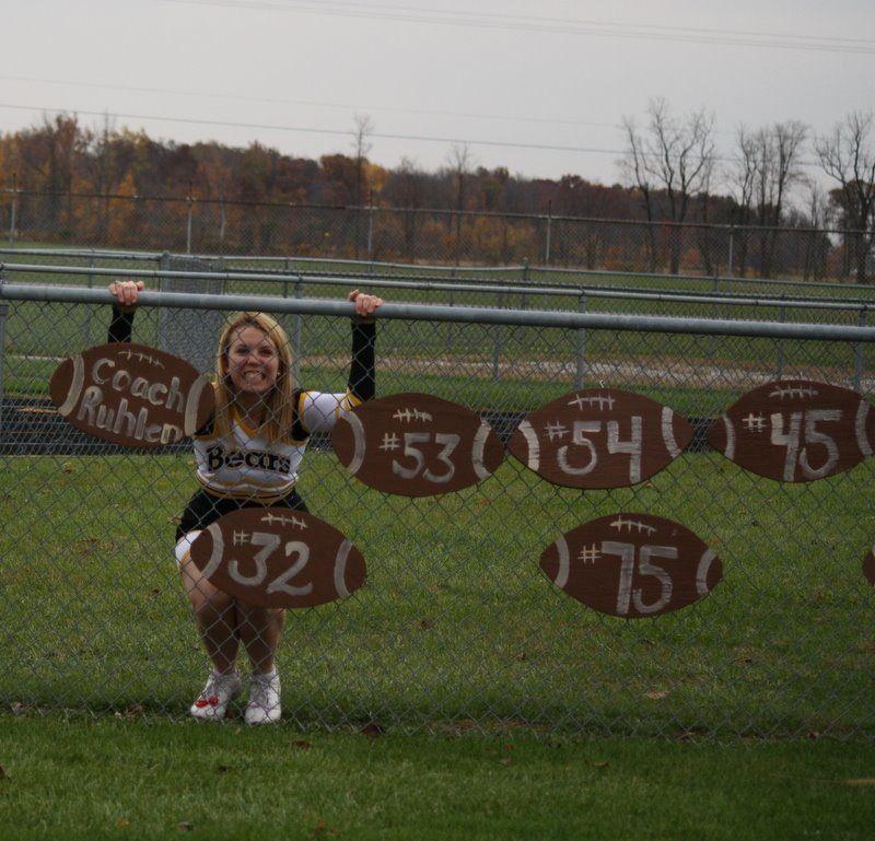 Cheer Senior Picture Ideas Senior Sports Teams Individual Photog