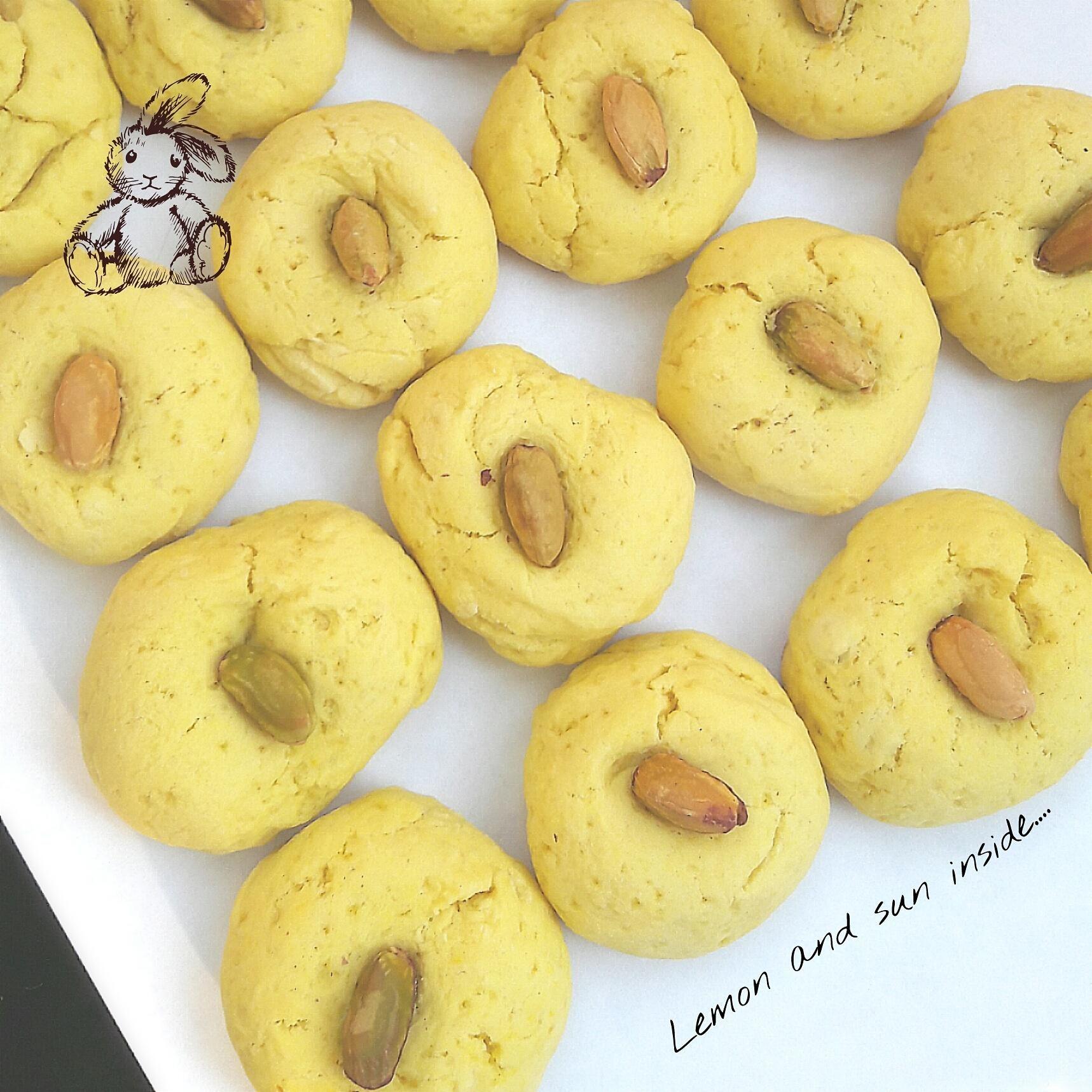 Печенье лимонное рецепт пошагово в