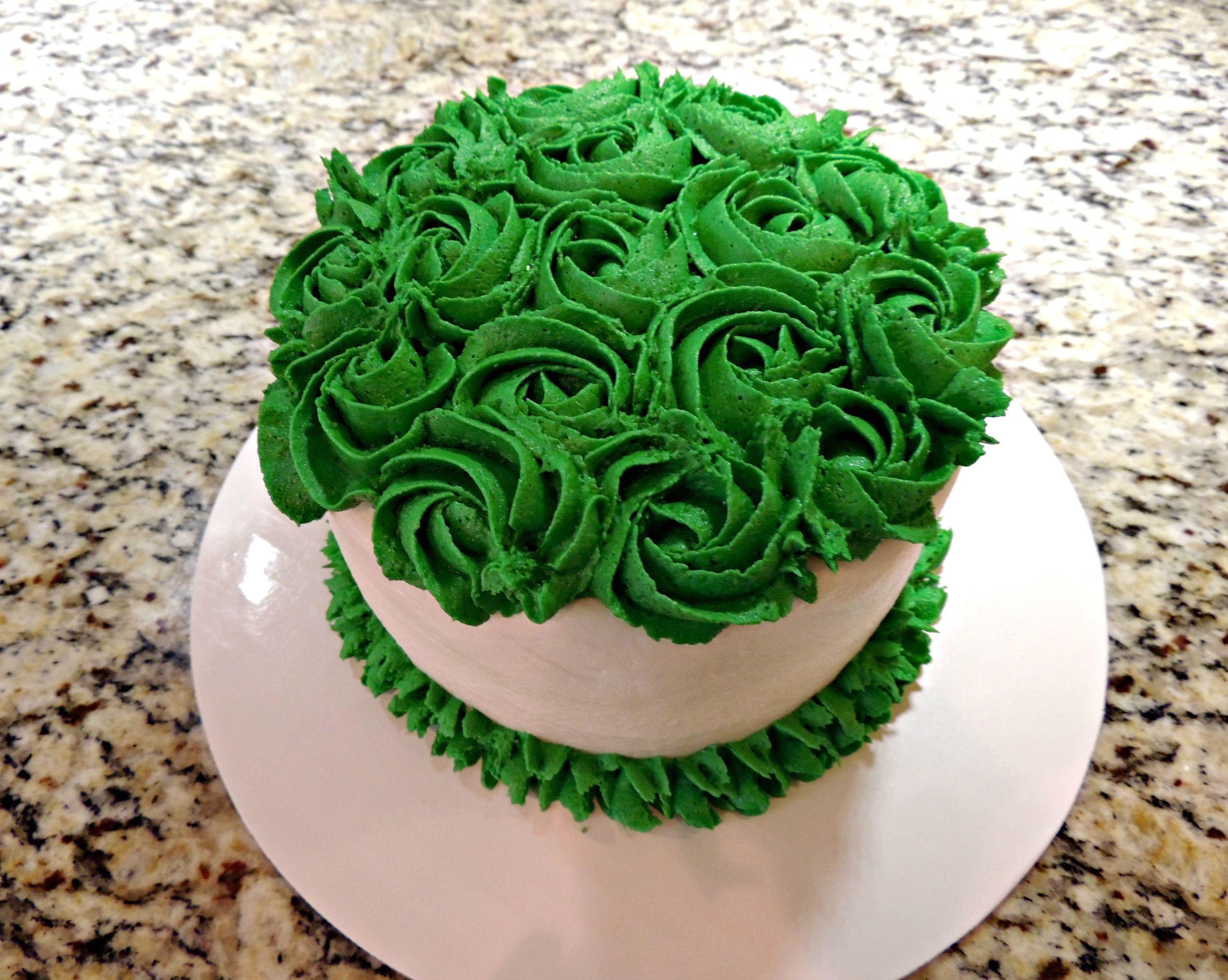 Cake Decorating St Patrick Day : St. Patrick s Day Cake Cake decorating Pinterest