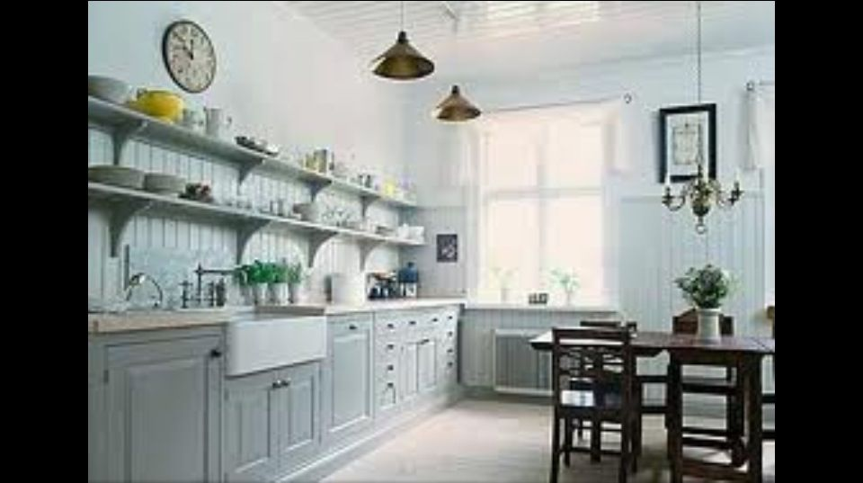 Painted Cabinets Kitchen Pinterest