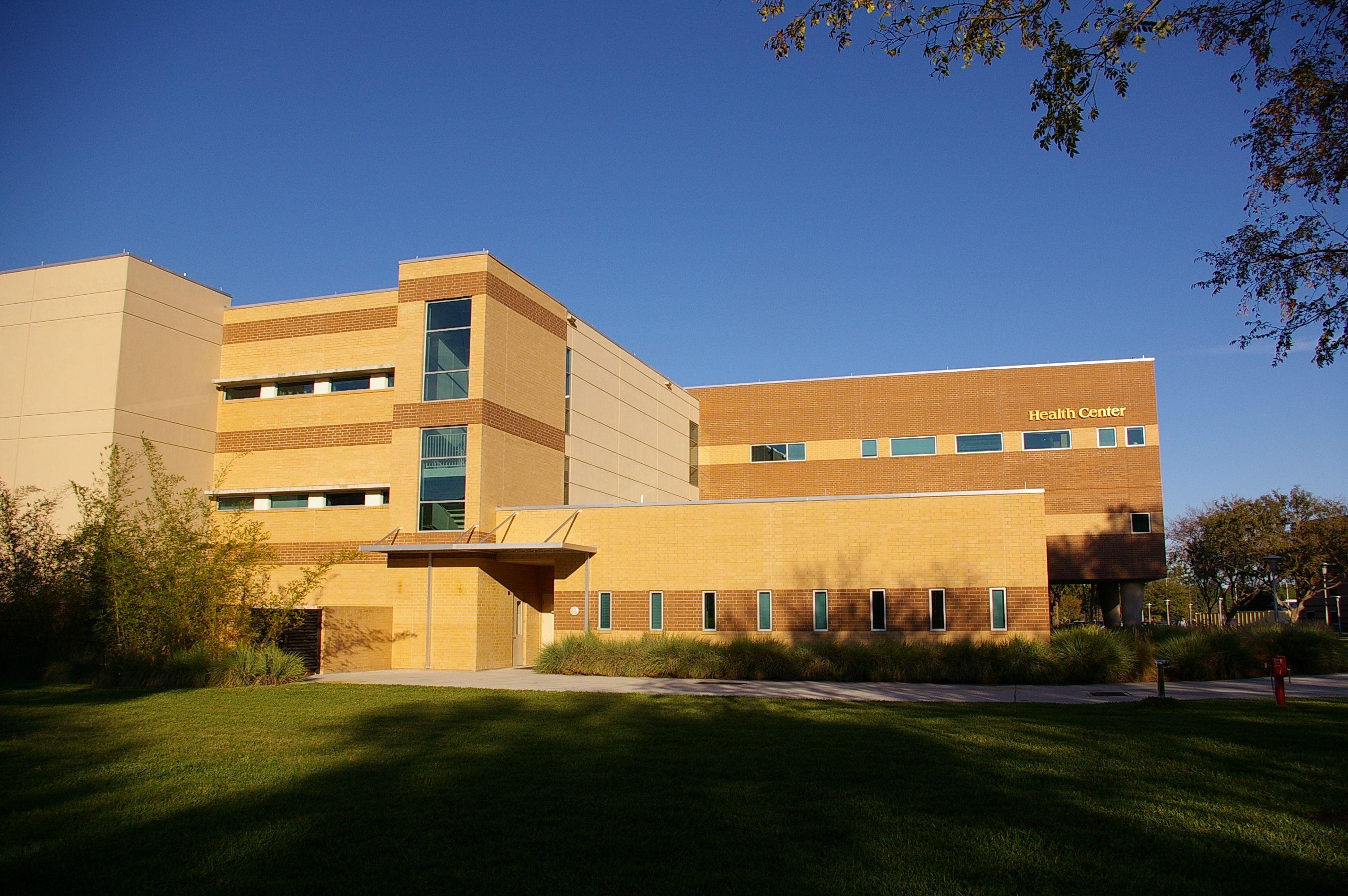 Ucf Campus Health Center on the U...