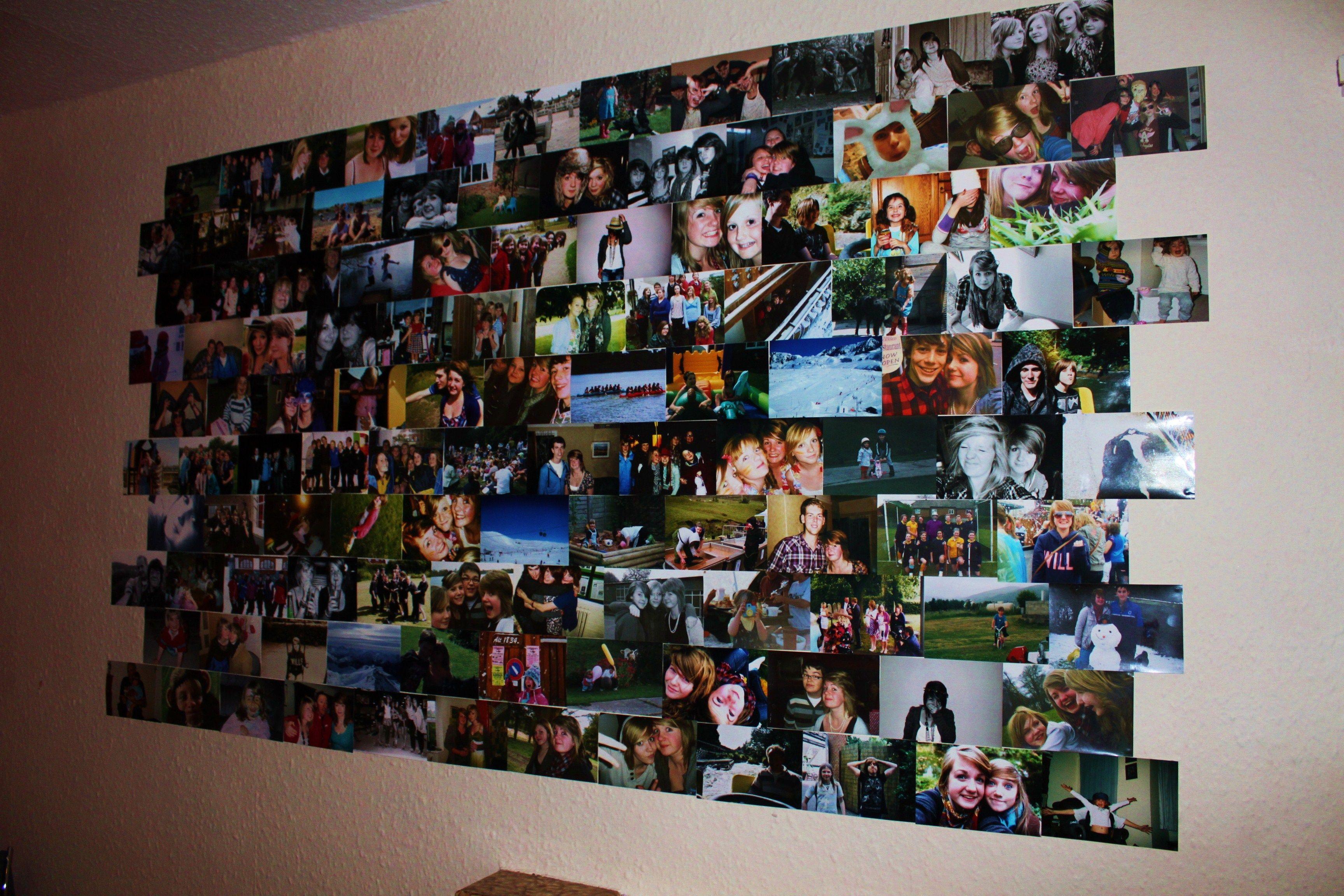 wall collage home decor pinterest. Black Bedroom Furniture Sets. Home Design Ideas