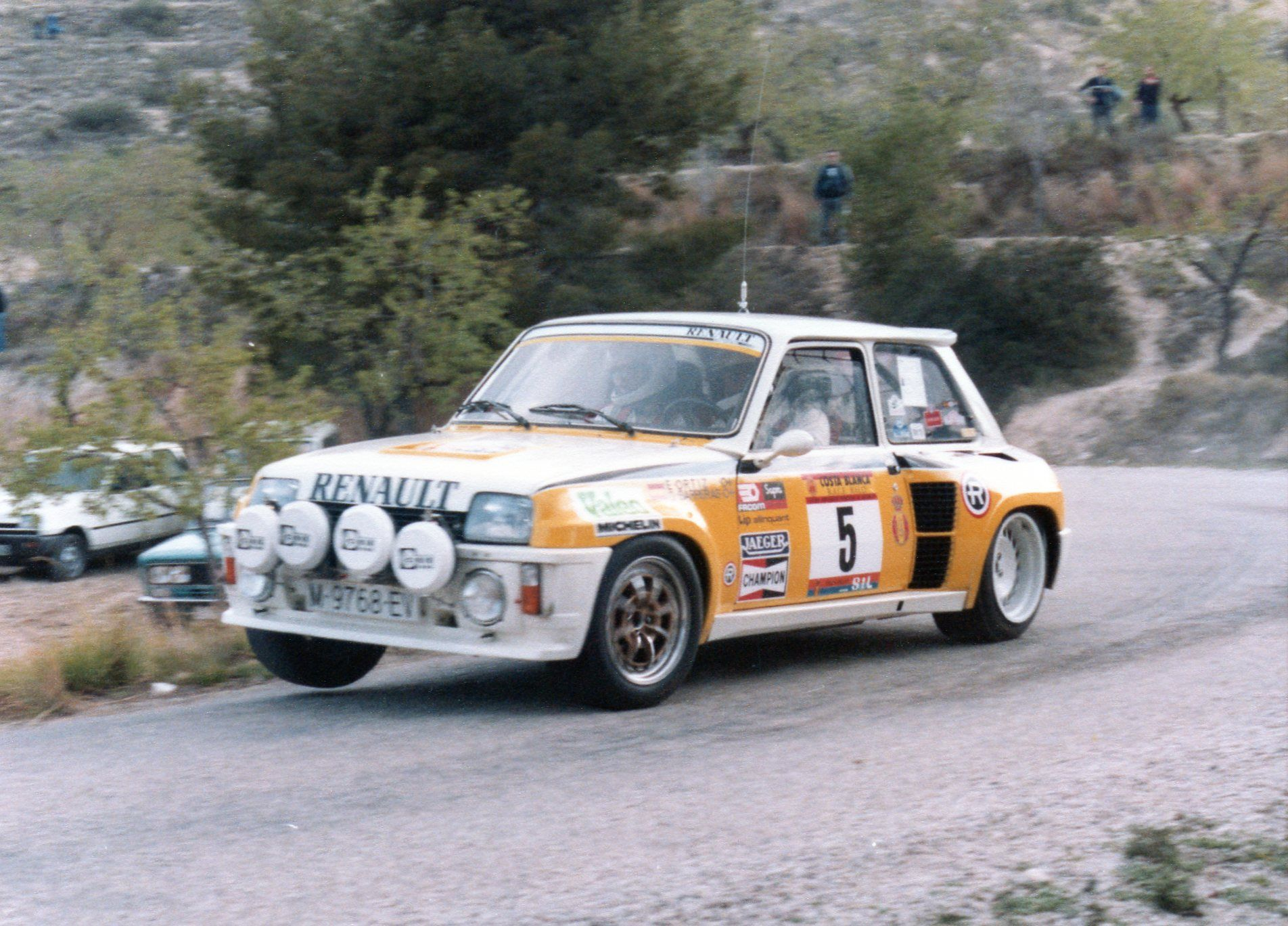 R5 Turbo Group B Rally Hi Res Car Wallpapers Pinterest