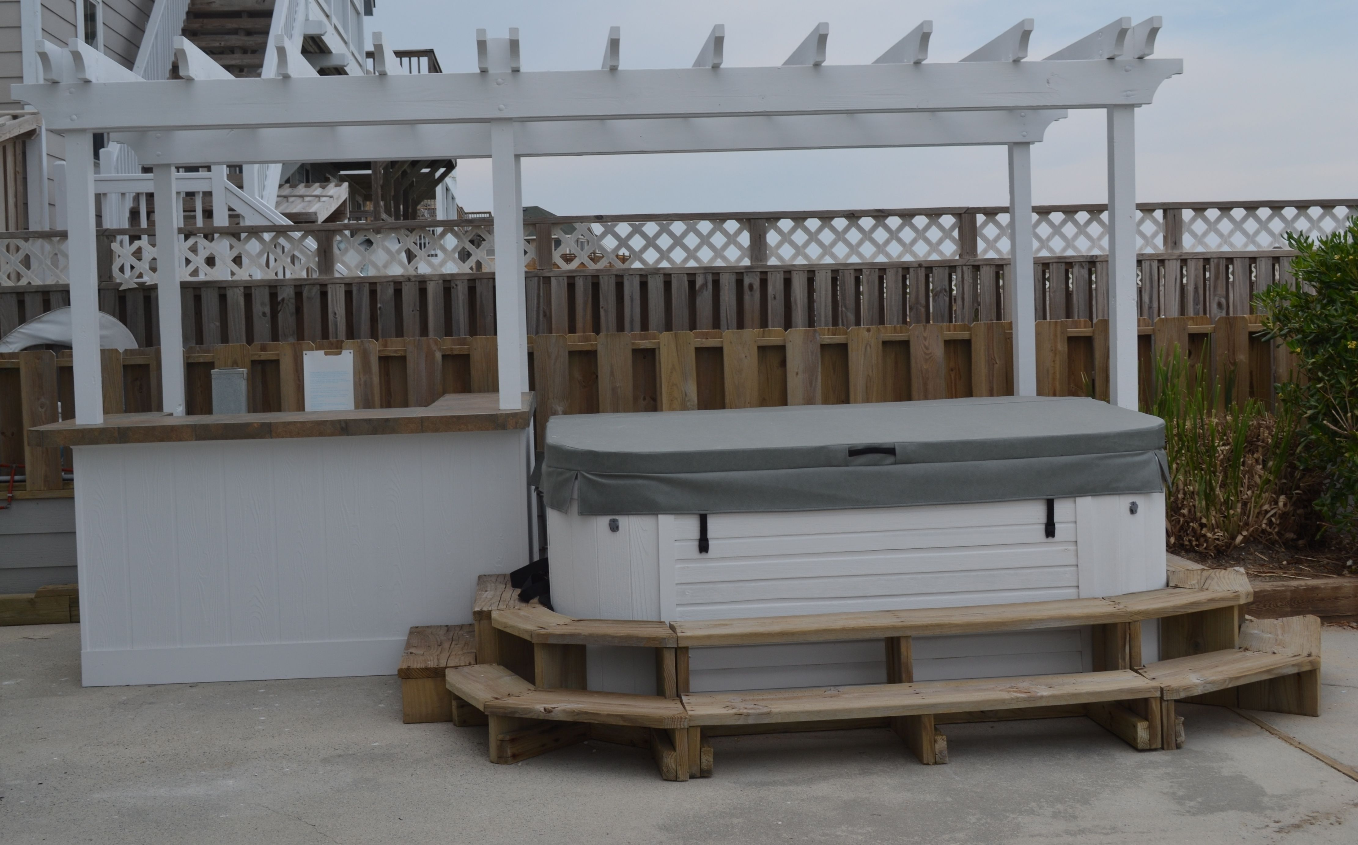 Wet bar and hot tub for the home pinterest