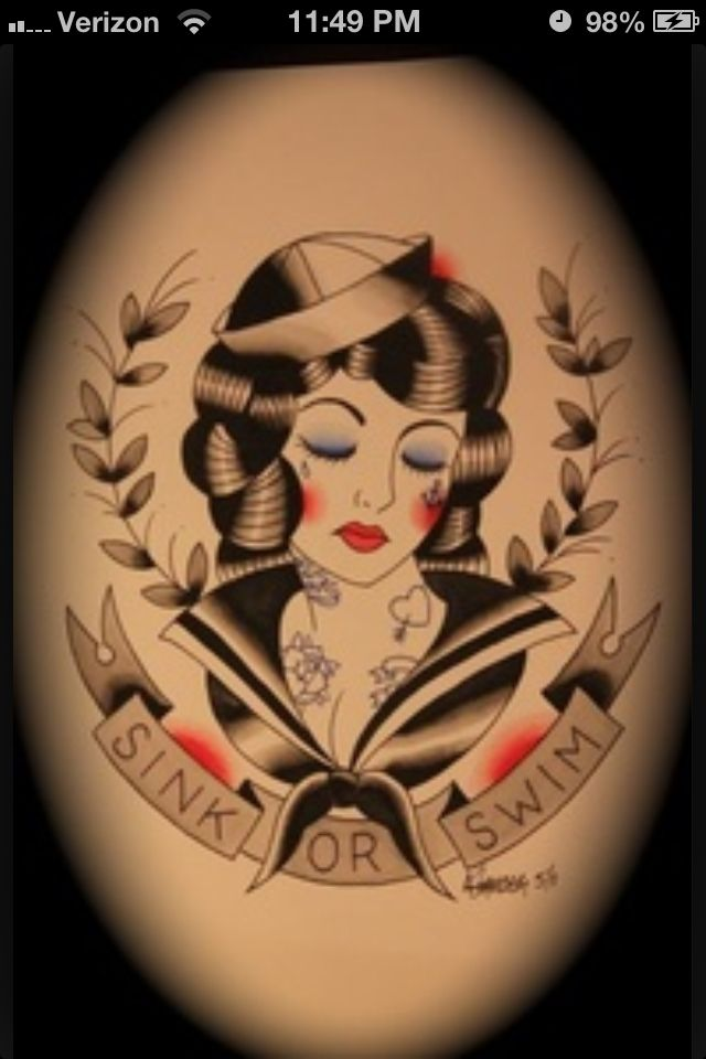 Vintage TattoosVintage Gypsy Tattoo