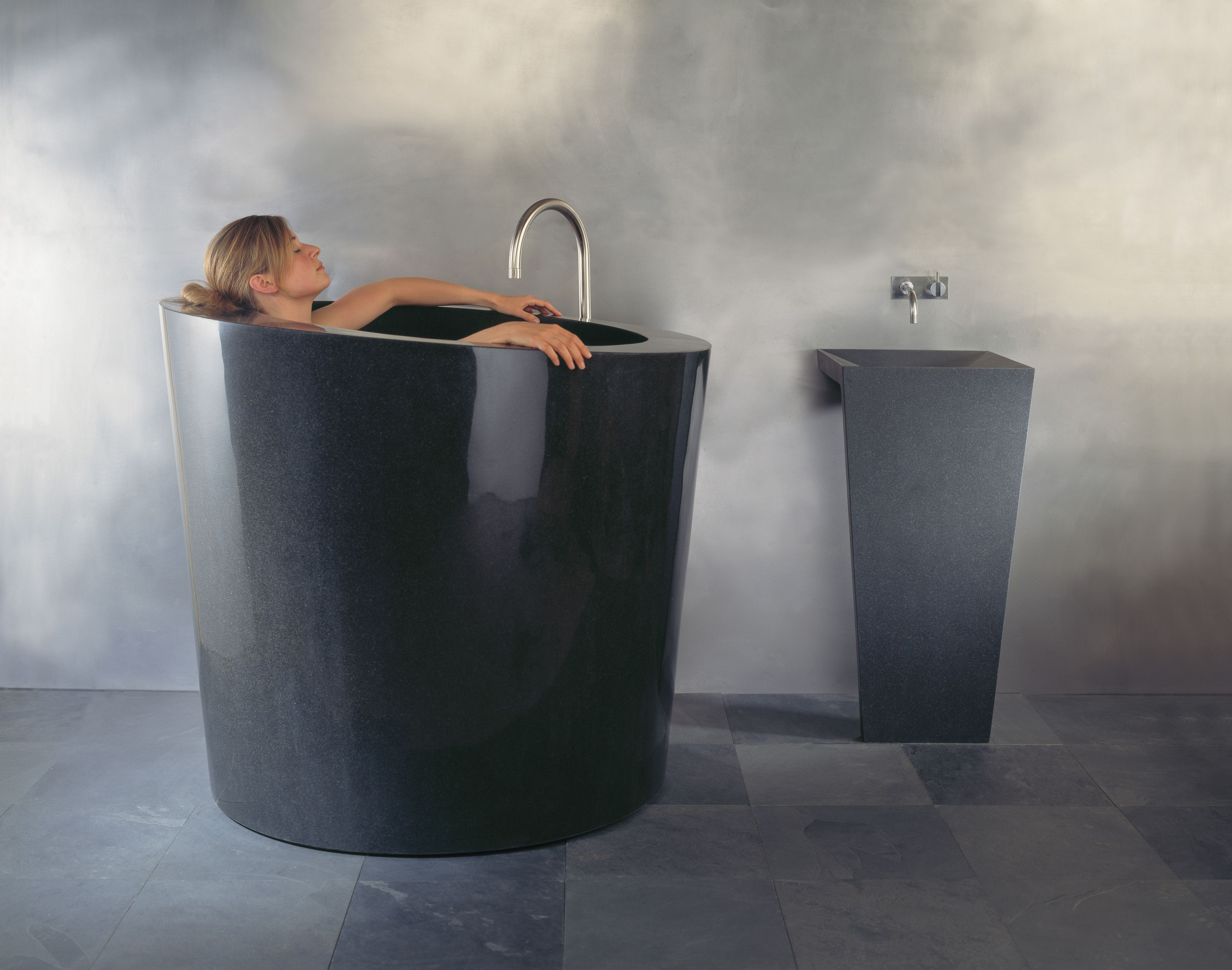 Stone Forest Oval Soaking Tub YOUR BATHROOM FIX Pinterest