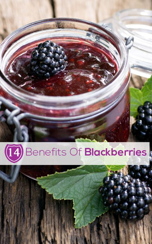 14 Amazing Benefits Of Blackberries For Skin, Hair And Health