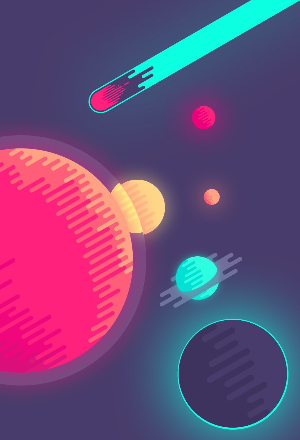 Space Wallpaper Pinterest