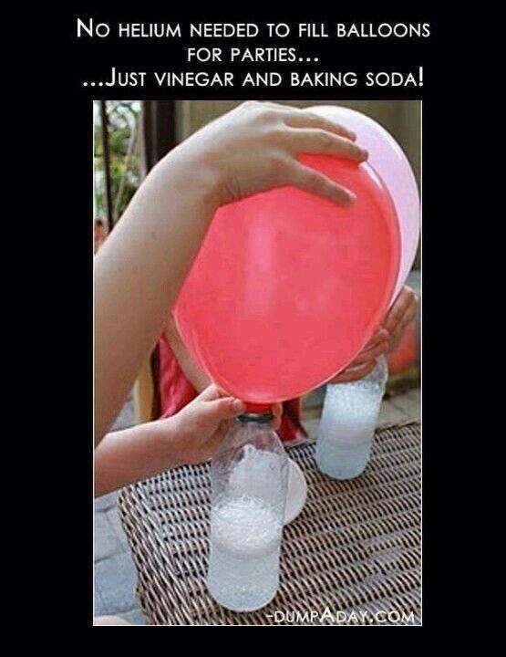 Воздушный шарик в домашних условиях 996