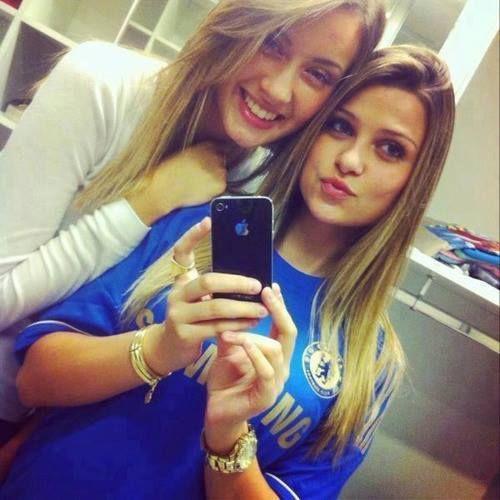 Chelsea FC Girls...