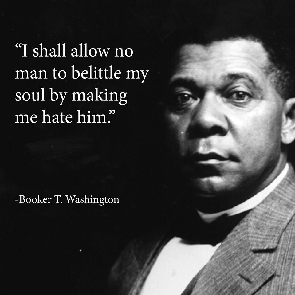 "booker t w speech On september 18, 1895, at the atlanta exposition, booker t washington rises to national fame when he delivers what came to be known as his ""atlanta compromise"" speech, in which he advocates for the races to work."