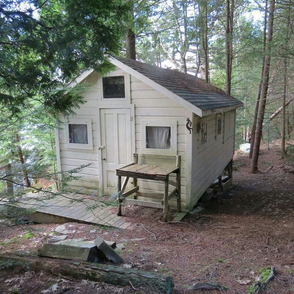 Cute Cottage In Maine Tiny Small Houses Pinterest