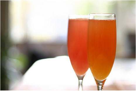 cranberry bellinis | BLOODY MARY, MIMOSA, BELLINI & MARGARITA | Pinte ...