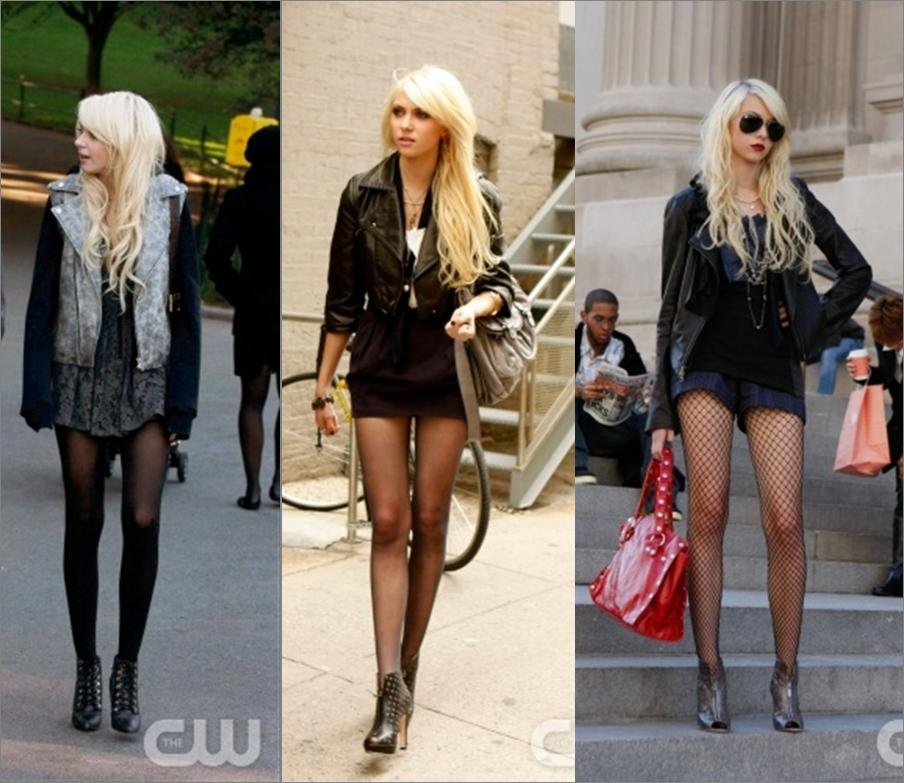 Gossip girl fashion retrospective:?jenny humphrey